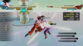Dragon ball xenoverse 2  XB1  My spirit bomb combo