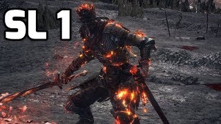 Dark Souls 3 SL1 Soul Of Cinder