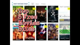 Download Top 3 Websites to Watch Movies Free - [ with Subtitle ] Video