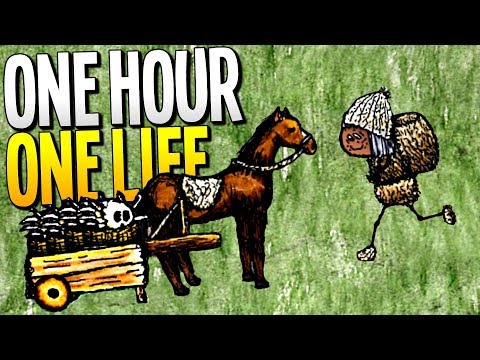 WE ARE BACK IN THE GREATEST CITY EVER! Massive New Update Adds Horses - One Hour One Life Gameplay