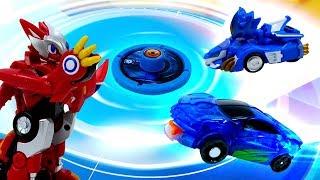 Download Трансформеры Дикие Скричеры VS Игрушки Монкарт. Видео для детей, крутые игрушки для мальчиков Video