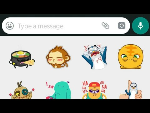 WhatsApp Rolling Out New Sticker Feature on Android: How to Get It | WhatsApp Sticker