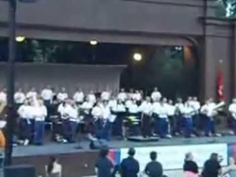 The Washington DC Marine Band