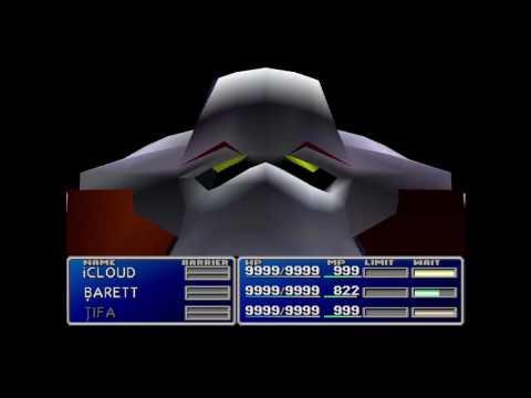 FF7 Superboss Omega defeated!
