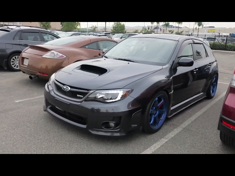 BEST SUBARU WRX HATCHBACK BUILD