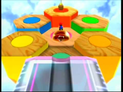 Super Mario Galaxy 2 - Silver Chomp Grudge Match