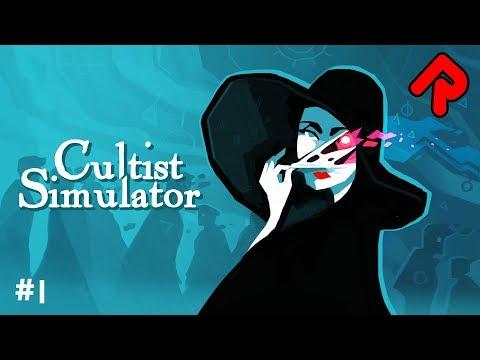 CULTIST SIMULATOR gameplay: Run a Lovecraftian Cult! (PC, Mac card game)