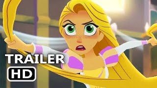 TANGLED 2 Before Ever After Official Trailer (2017) Disney Animated Series HD