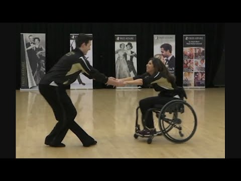 Studio Blazes Trail for Paralympic Dance in US