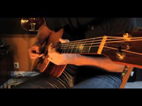 Agnus Dei on solo acoustic guitar - Michael W Smith cover