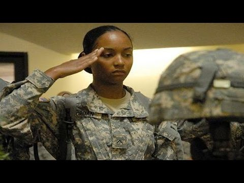House Armed Sevices Commitee Votes For Women To Register For US Military Draft
