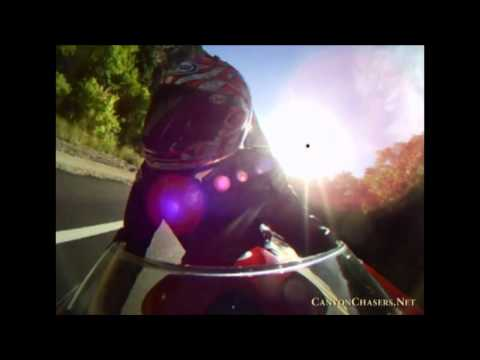 Motorcycle Ride up Little Cottonwood Canyon astride the Ducati 848