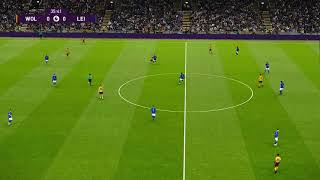 Wolverhampton vs Leicester City | Premier League | 14 February 2020 | PES 2020