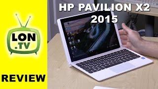 Hp Pavilion X2 Detachable Windows Tablet Laptop Review 299 New For 20