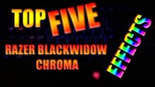 Top 15 Blackwidow Chroma Lighting Effect Profiles Videos - 9tube tv