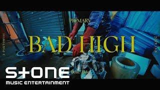 프라이머리 (Primary) - 'Bad High (Feat. Jade)' M/V Teaser