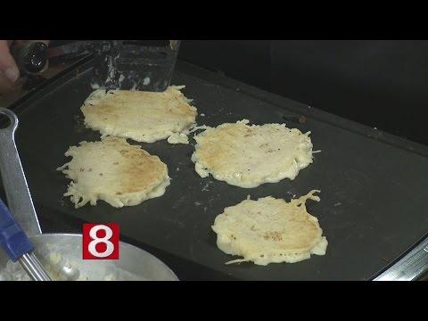 In the Kitchen: German Potato Pancakes