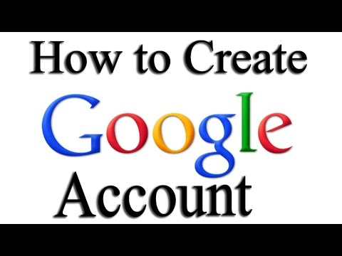 How to Create Gmail Accoint
