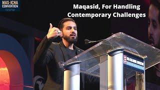 "Objectives of Shariah ""Maqasid"" For Handling Contemporary Challenges | Saad Tasleem #MASCON2017"