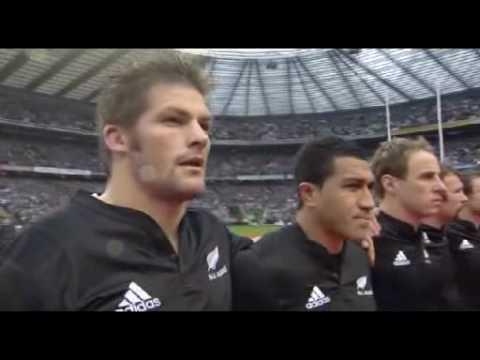 All blacks anthem 2009 vs England HD