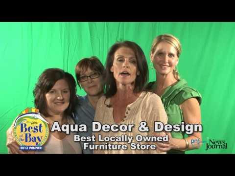 Aqua Decor and Design