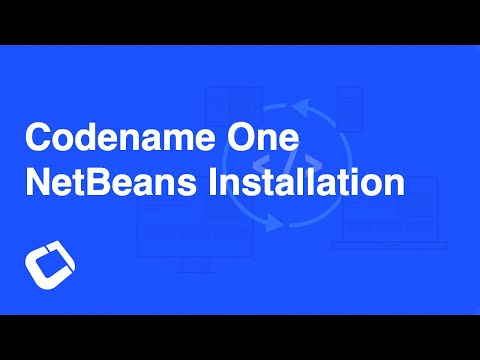 Hello World Codename One For The NetBeans IDE