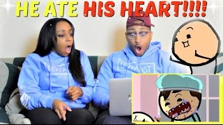 Cyanide & Happiness Compilation - #11 REACTION!!!