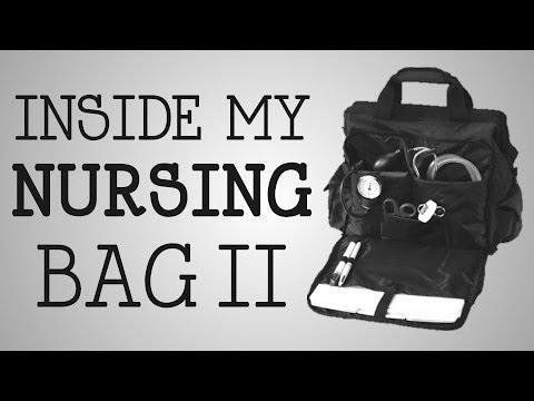5 Minute Makeup Tutorial For Nurses Nurses Bag On Wheels