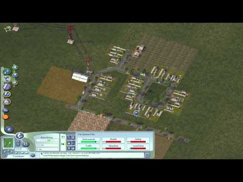 SimCity 4 Tips: 01 - Trees makes everything better