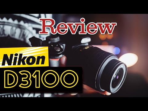 Shoot & Learn Review: The Nikon d3100