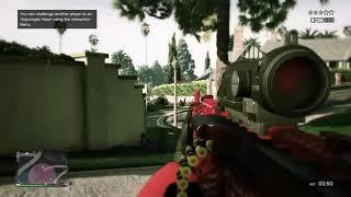 Me vs 3 Bots | GTA 5 Online