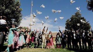 Emotional and Beautiful Sikh Hindu Wedding (FULL FILM) - Arun & Nishi