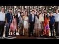 Daggubati Family at Naga Chaitanya and Samantha Engagement  |Venkatesh,Rana,Nagarjuna,#samanthasaree
