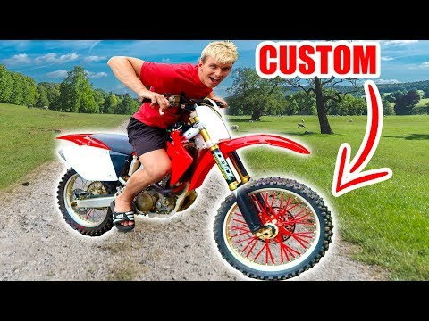 EPIC DIRT BIKE MOD!!