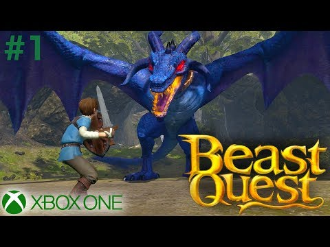Let's Play Beast Quest Xbox One - Part 1 Fighting Ferno