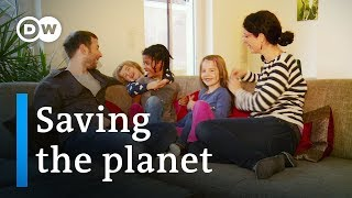 Climate heroes - carbon neutral living   DW Documentary (Environment documentary)