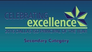 2016 POY Secondary Category FINALISTS