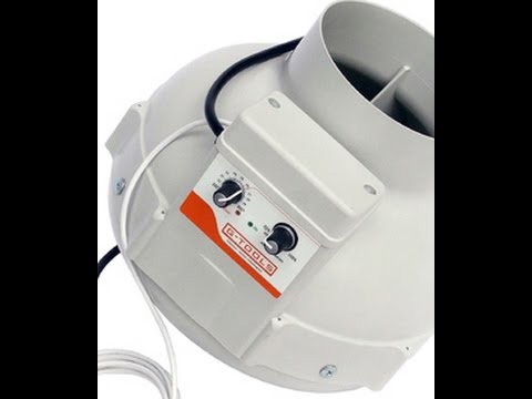 G-tools extractor fans
