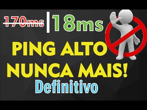 DIMINUIR PING NOS JOGOS - DEFINITIVO 2016/2017 (WINDOWS 7,8 E 10)