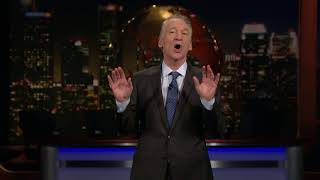 Monologue: The Worst Responder | Real Time with Bill Maher (HBO)