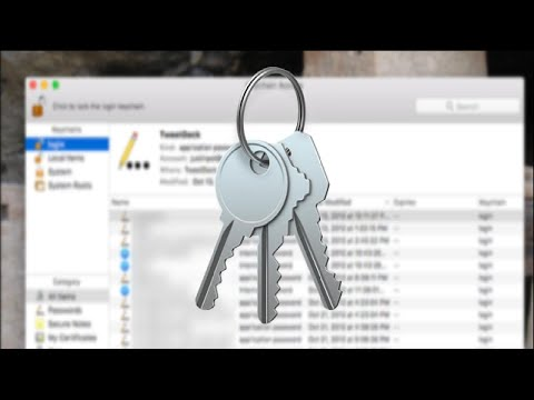 How to Manage All Your Mac's Saved Passwords With Keychain Access