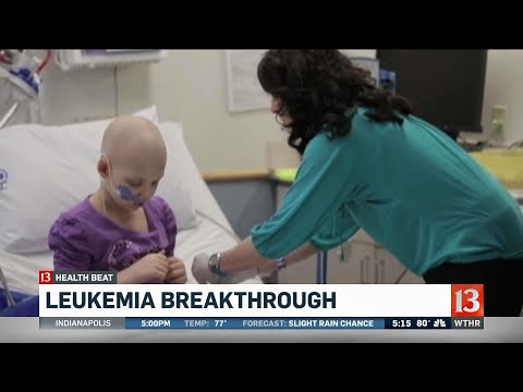 Leukemia treatment breakthrough announced