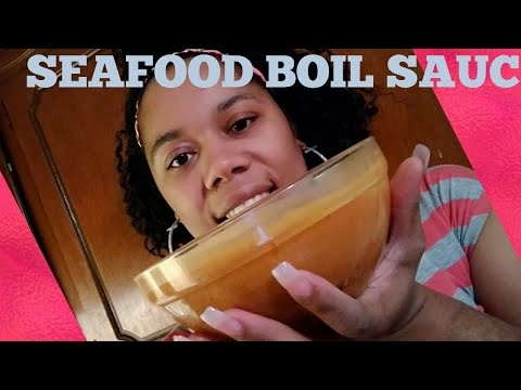 Seafood Boil Butter Sauce
