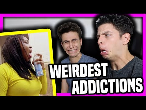 Top 10 Eating Addictions... ft. Louis Giordano