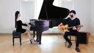 Guns N' Roses - November Rain - Piano & Guitar Cover (Yuval Salomon & Kfir Ochaion)