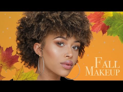 How to: Lowkey Fall Makeup Look