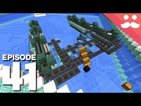 Hermitcraft 5: Episode 41 - SUPER FURNACE SMELTER!