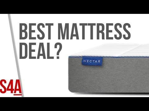 Nectar Mattress Review - Cheap Online Mattress with Free Pillows!