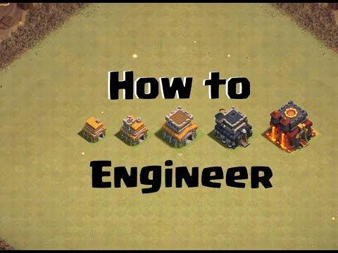 How to engineer town hall's 6-10