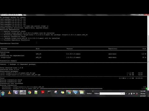 Install Apache in AWS Linux EC2 Instance
